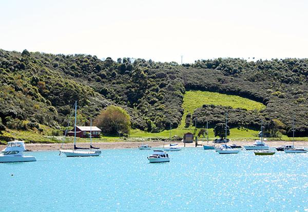 Matiatia Harbour, Waiheke Island